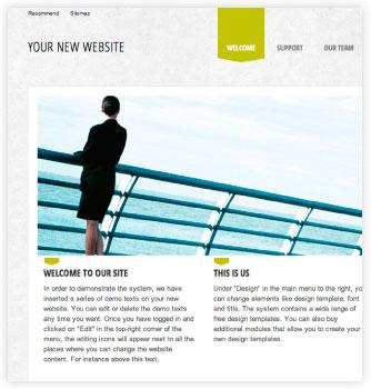 Kostenlose Homepage erstellen