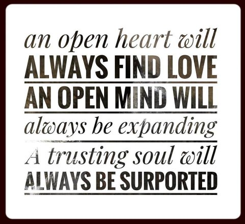 open heart quotes betina huber