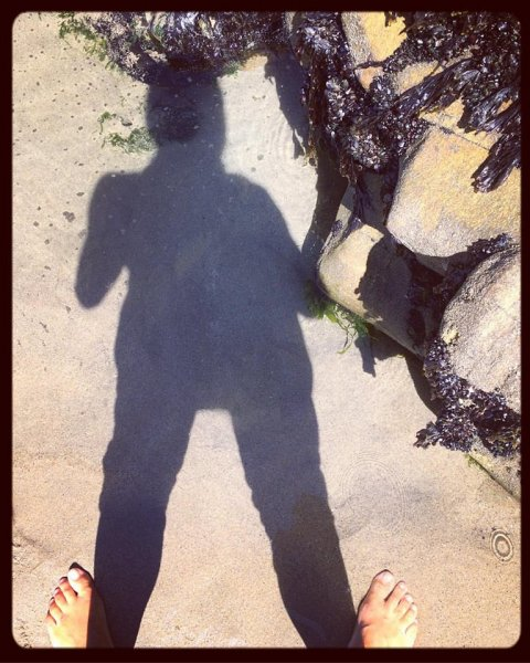 betina huber porto beach shadow