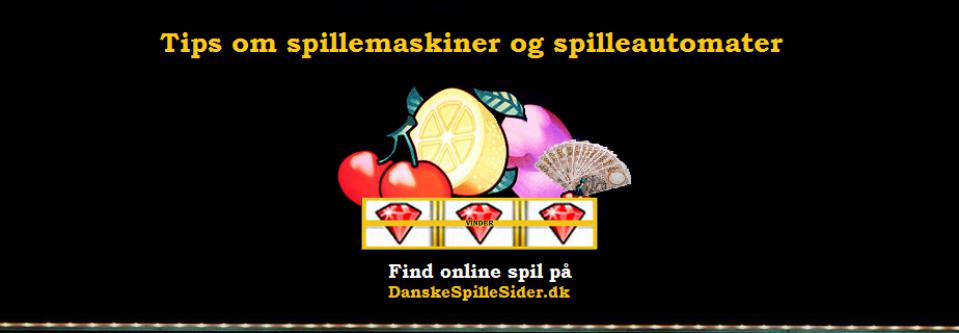 Spillemaskiner Online